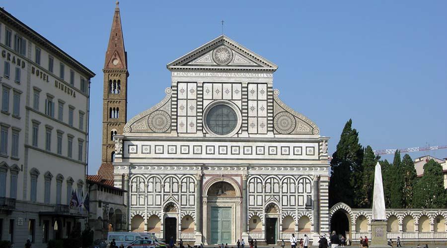 Monumenti Firenze Santa Maria Novella Travelit